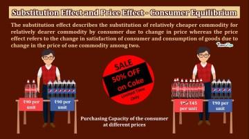 Substitution Effect and Price Effect Consumer Equilibrium min - Business Economics