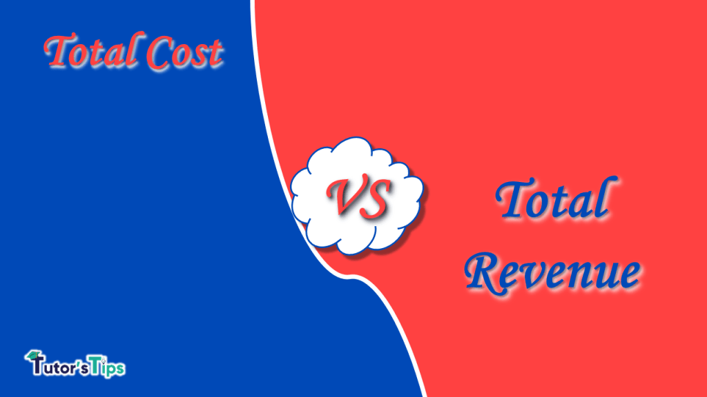 Difference between Total Cost and Total Revenue-min