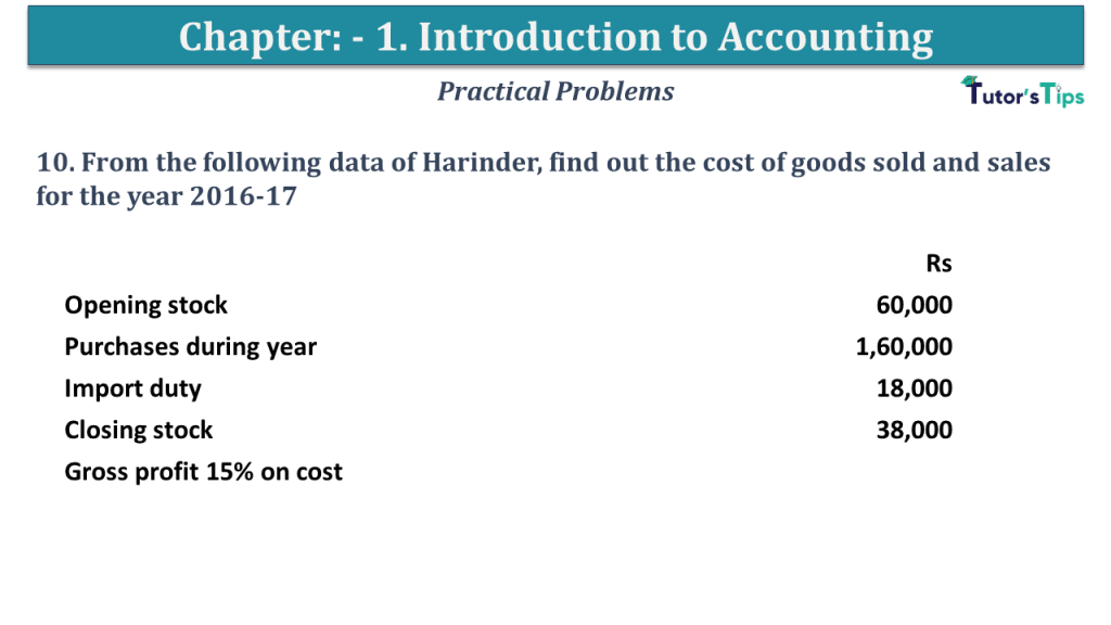 Question No 10 Chapter No 1