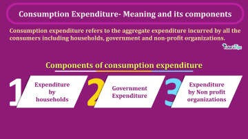 Consumption Expenditure Meaning and its components min - Business Economics