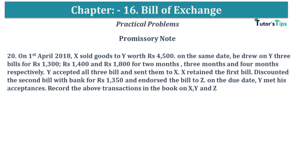 Question No 20 Chapter No 15