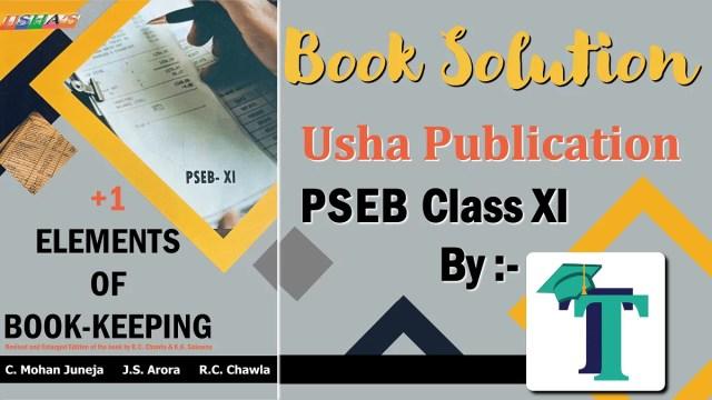 Usha Publication class 11 min 1024x576 - Class +1 - Accountancy Books solutions for free