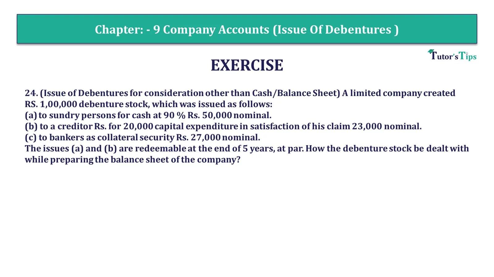 Question 24 Chapter 9 of +2-Part-1 - USHA Publication 12 Class Part - 1