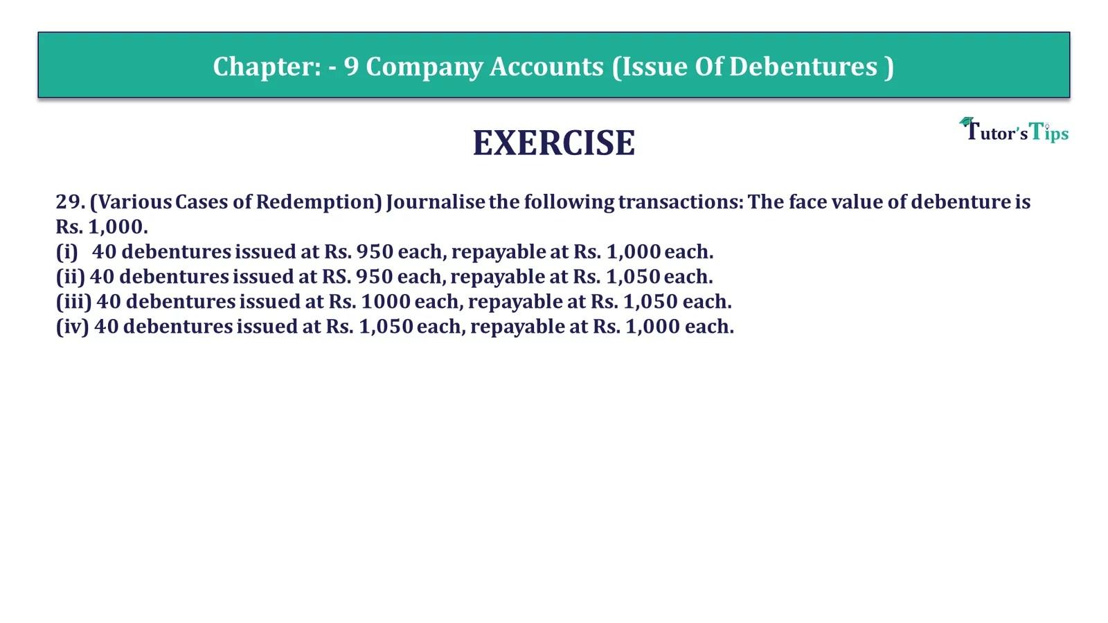 Question 29 Chapter 9 of +2-Part-1 - USHA Publication 12 Class Part - 1