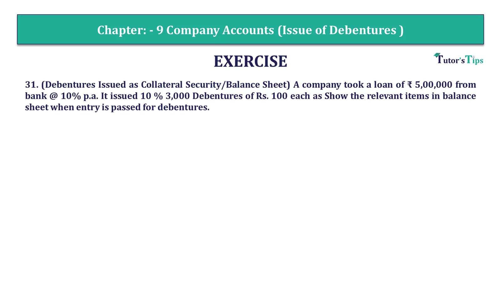 Question 31 Chapter 9 of +2-Part-1 - USHA Publication 12 Class Part - 1