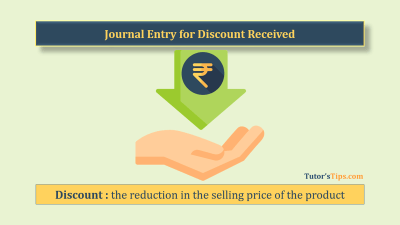 Discount Received Feature Image