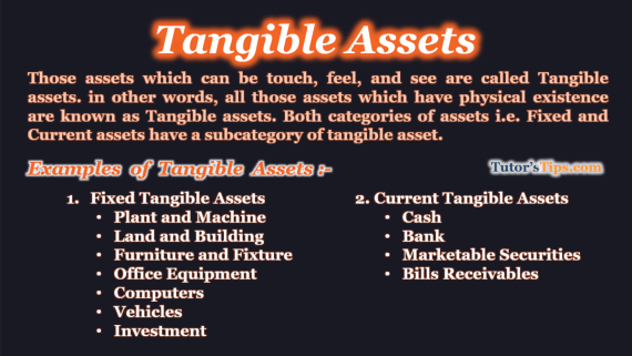 Meaning-of-Tangible-Assets