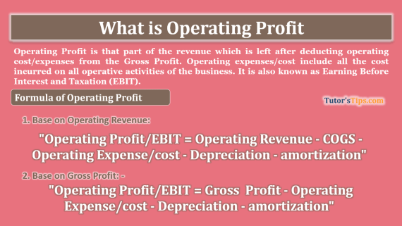 What-is-Operating Profit