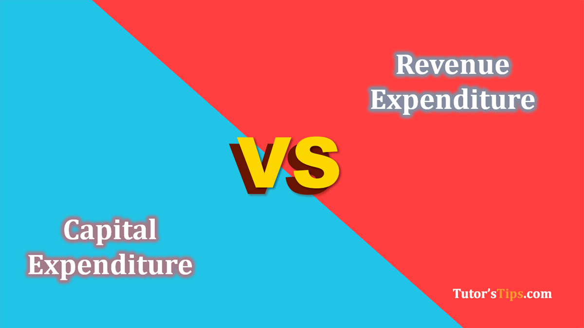 The-difference-between-capital-and-revenue-expenditures