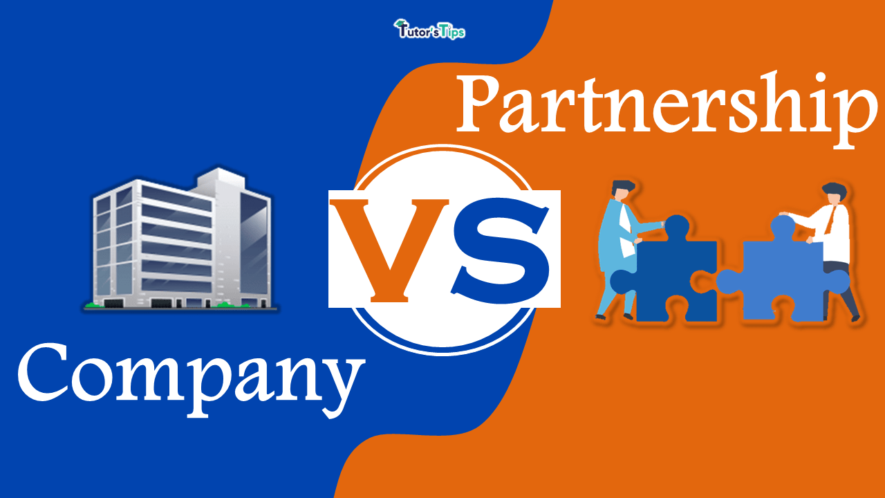 Difference-between-Partnership-and-Company