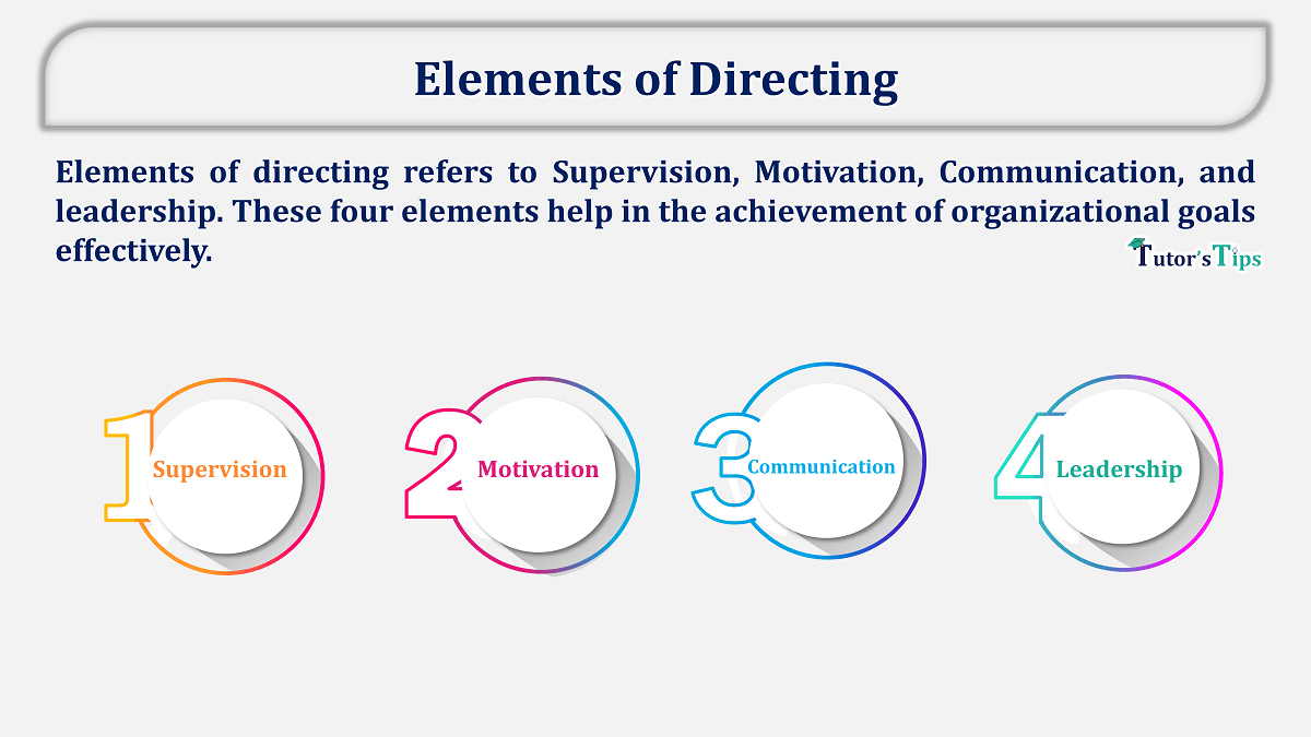 Elements-of-Directing