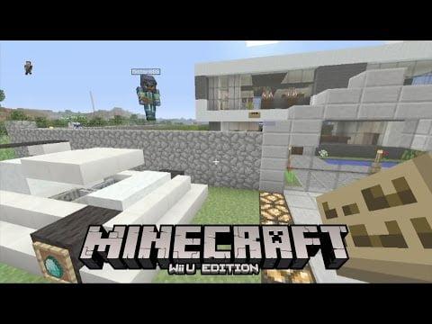 Minecraft Maison Moderne. Great Hd Wallpapers Maison Moderne ...
