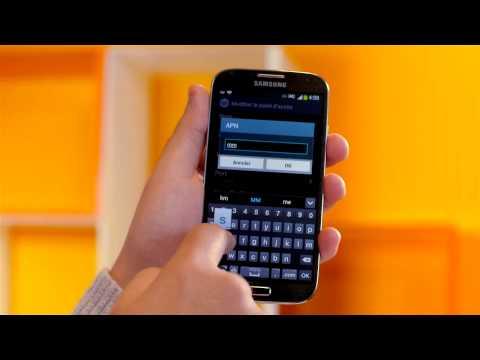 Tuto Android: configurer les MMS – Mobistar