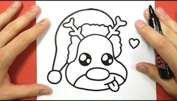 Tuto Dessin De La Boîte Aux Lettres Du Père Noël Kawaii Tutotube