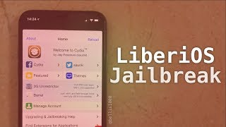 LiberiOS – Jailbreak & Install Cydia on iOS 11 (Root & SSH Access Only, No Tweaks)
