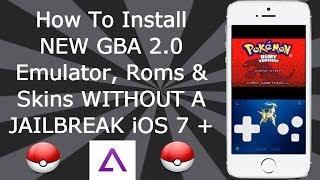 Install GBA4iOS Emulator & Games FREE iOS 11 – 11.2.2 / 10 / 9 NO Jailbreak NO PC iPhone iPad iPod