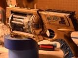 EPiC STEAMPUNK NERF GUN PAiNT JOB