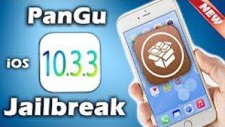 Jailbreak PanGu iOS 10.3.3 – iOS 11 – iOS 11.2.5 Tutorial CYDIA – Jailbreak iOS 10.3.3 – NEW
