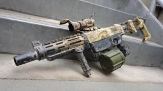 Coolest nerf gun paint jobs part 2