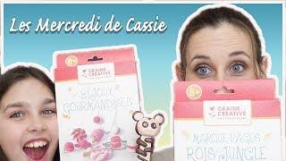KIT DE MODELAGE FIMO ENFANT GRAINE CRÉATIVE   Les Mercredi de Cassie