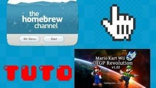 TUTO Télécharger les CTGP Revolution pour sa Wii avec the hombrew channel