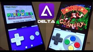 NEW Install DELTA Emulator & Games FREE iOS 11 – 11.2.5 / 10 NO Jailbreak iPhone iPad iPod