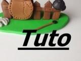 Tuto Fimo – Equipement d'équitation
