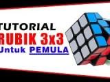 TUTORIAL RUBIK 3×3 Untuk PEMULA BANGET – Bag 1