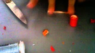 Tuto Fimo #4 – La canette de Coca Cola