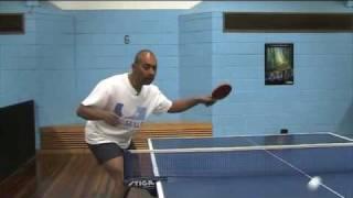 Table Tennis Drop Shot   PingSkills