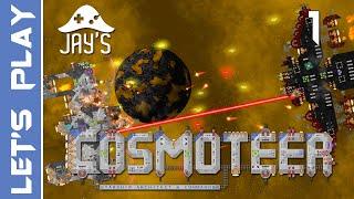 [FR] Cosmoteer – Création et Gestion de vaisseau spatial – Épisode 1