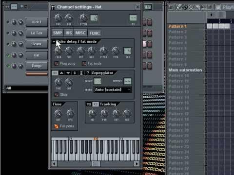 FL Studio – Creating a Reggaton Beat – Warbeats Tutorial
