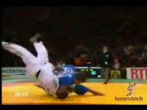 compilation judo