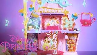 Disney Princess France – Château Musical des Mini-Poupées Disney TV officielle