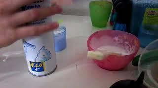 Comment faire un slime ultra fluffy