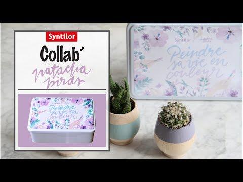 Natacha Birds & Syntilor : Coffret DIY