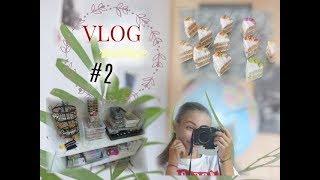 // Vlog #2 : veille + jour de rentrée – tournage \