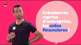 On est là pour vous ! #18 – Création/reprise d'entreprise : les aides financières