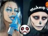 Special Effects Makeup Transformations   Top 20 Easy Halloween Makeup Tutorials Compilation