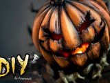 🎃 Smirk · DIY Calabaza Halloween