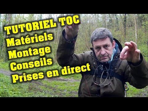 Tutoriel Pêche Truite au TOC : matériels, montage, conseil, prise en direct