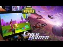 COMMENT INSTALLER FORTNITE SUR ANDROID … OU CYBER HUNTER / TUTO