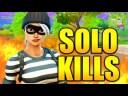 COMMENT AVOIR +15 KILLS EN SOLO ASTUCE sur FORTNITE BATTLE ROYALE !