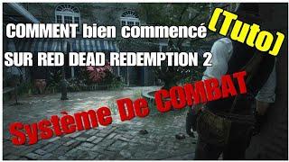 red dead redemption 2 : SYSTÈME DE COMBATS [tuto]