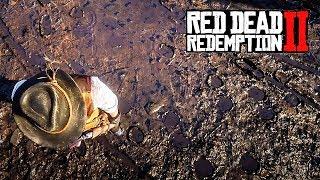 Red Dead Redemption 2 : une physique de la BOUE ultra réaliste ! (GAMEPLAY)