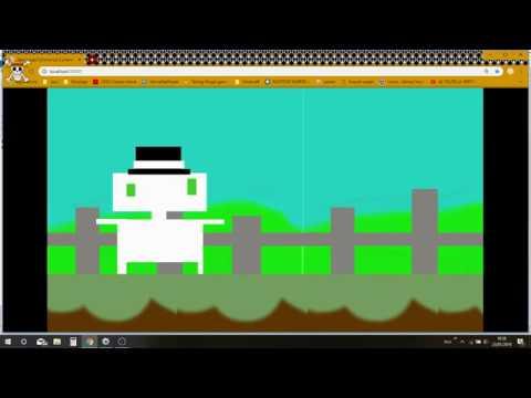 Tuto création de jeux vidéo n°1 – Personnage, fond et plateforme sur Construct 2