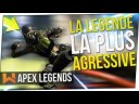 Octane : Le Meilleur Perso pour Jouer Agressif ? | TOP #1 Apex Legends FR