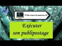[Tuto informatique#Vidéo N°31] Exécuter son publipostage-Voix-Off-fr.