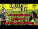 ADP – Live Gilets jaunes – La forêt du Sanglier