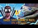CHASSE SOUS-MARINE à MALTE : été 2019 (vlog)